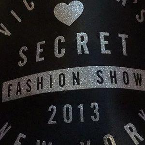 Victoria's Secret Bags - Victoria's Secret Fashion Show 2013 Cosmetic Bag